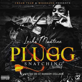 Plugg Snatching DJ Ransom Dollars front cover