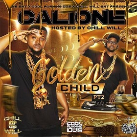 Golden Child Pt. 2 Calione front cover