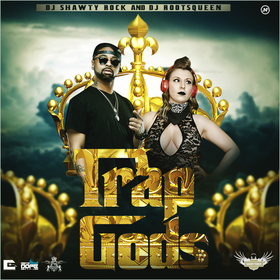 Trap Gods Rootsqueen front cover