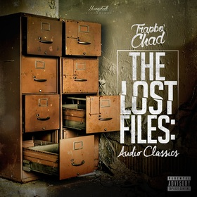 The Lost Files: Audio Classics Trapbo' Chad front cover