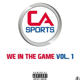 CA Sports Compilation Various Artists front cover