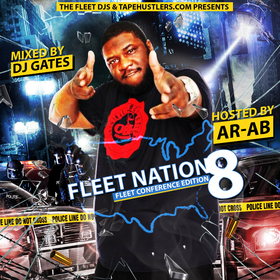Fleet Nation 8 Various Artists front cover