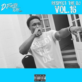Respect The Dj 16 Various Artists front cover