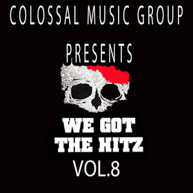 We Got The Hitz Vol.8 Presented By CMG Colossal Music Group front cover