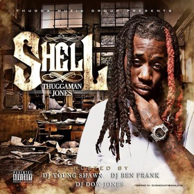 ThuggaMan Jones Shell front cover