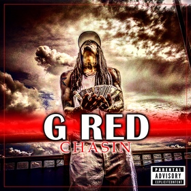 Chasin G Red front cover