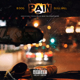 Pain B Dog 1040 front cover