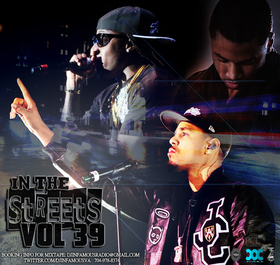 In The Streets Vol.39 DJ Infamous front cover