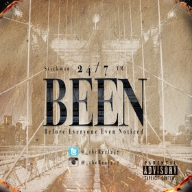 B.E.E.N. (Before Everyone Even Noticed) 24/7 front cover
