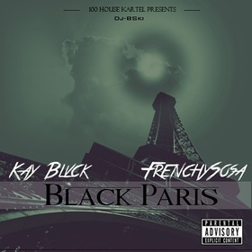Black Paris kay blvckk front cover