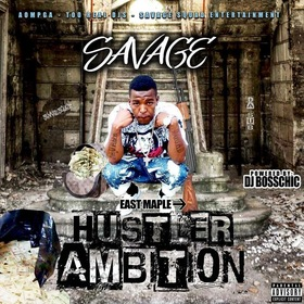 Hustler Ambition Savage front cover