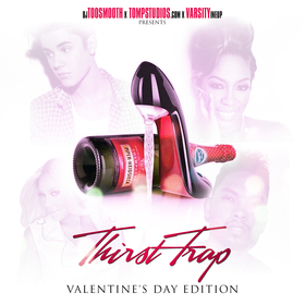 Thrist Trap DJ TooSmooth front cover