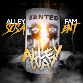 Alley WaY Alley Sosa front cover