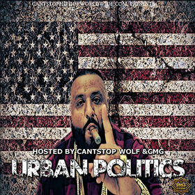 URBAN POLITICS Colossal Music Group front cover