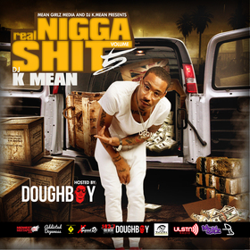 Real Nigga Shit Vol. 5 Doughboy front cover