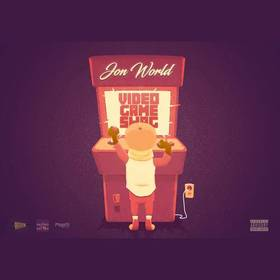 Video Game Swag EP Jon World front cover