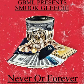 Never Or Forever Smook Gleechi front cover