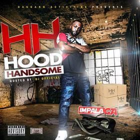 Hood Handsome Impala GA front cover