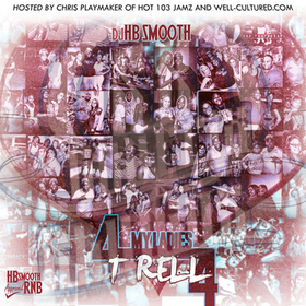 For My Ladies 4 T-Rell front cover