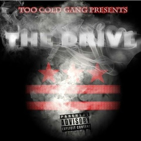 The Drive Too Cold Gang front cover