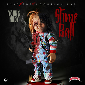 Slimeball Young Nudy front cover