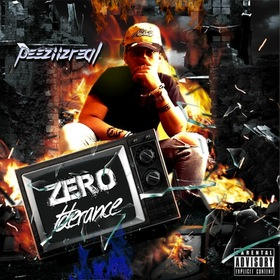 Zero Tolerance Official Peezii2Real front cover