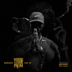 Where I Came From Street Money Boochie front cover