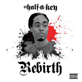 Rebirth Lil Half A Key  front cover