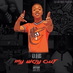 My Way Out KD Bars front cover