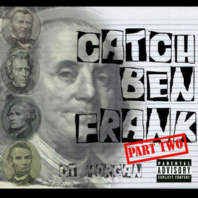 Catch Ben Frank Part 2 C.T. Morgan front cover