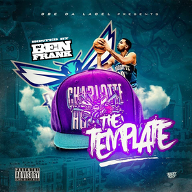 The Template DJ Ben Frank front cover