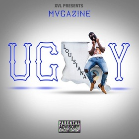 Ugly Mvgvzine front cover