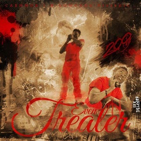 "LOBG ""Even Trealer"" The EP MellDopeAF front cover"