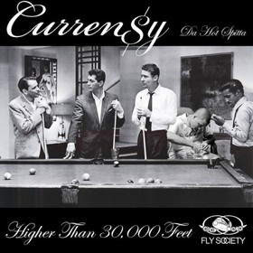 Higher Than 30,000 Feet Curren$y front cover