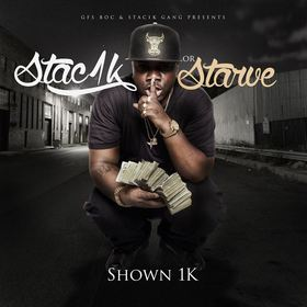 Stac1k Or Starve Shown 1k front cover