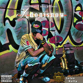 JALEN KELLY - ADONISNOW Colossal Music Group front cover