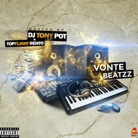 Vonte beatzz Dj Tony Pot front cover