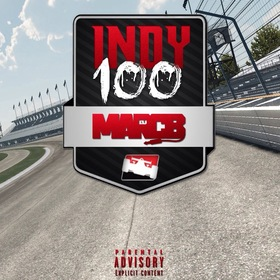 Indy 100 DJ MarcB front cover