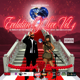 Evolution of Love Vol 4 Globally Gifted Dj Nightcrawler front cover