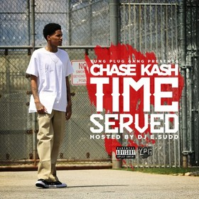 Time Served Chase Kash front cover