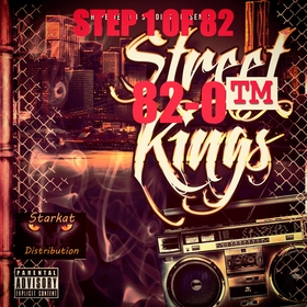 Street Kings - Step 1 of 82 Heavy G front cover