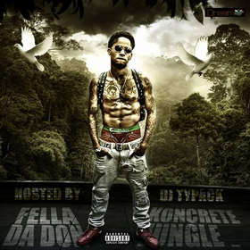 Koncrete Jungle Fella Da Don  front cover