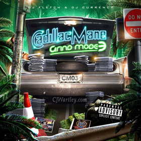 Grind Mode 3 CADILLAC MANE TX front cover