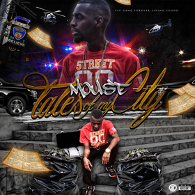 TALES OF MY CITY Mouse front cover