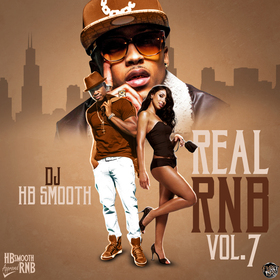 Real Rnb 7 DJ HB Smooth front cover
