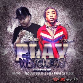 Play Watchers Dj Drejski front cover