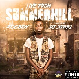 LIVE FROM SUMMERHILL Only1RocBoy front cover