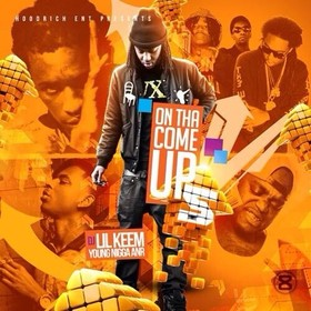 On The Come Up 5 DJ Lil Keem front cover