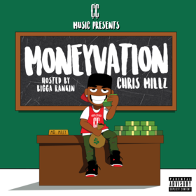 MoneyVation Chris Millz front cover