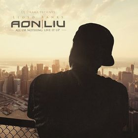 All Or Nothing: Live It Up Lloyd Banks front cover